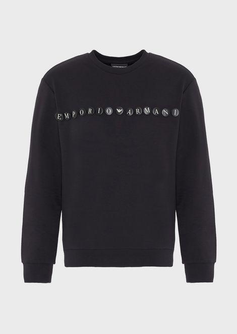 EMPORIO ARMANI Sweatshirt Man d