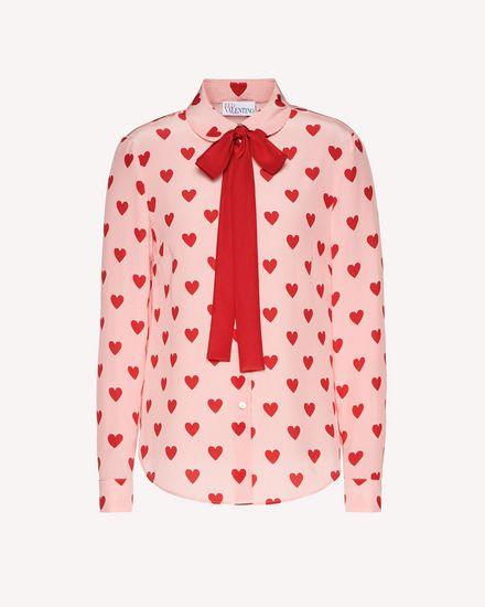 REDValentino Shirt Woman SR3ABA854AG 517 a