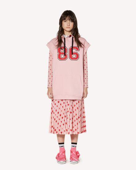 REDValentino Sweatshirt Woman SR3MF01C4FK 517 f