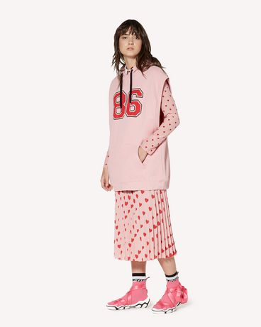 REDValentino SR3MF01C4FK 517 Sweatshirt Woman d