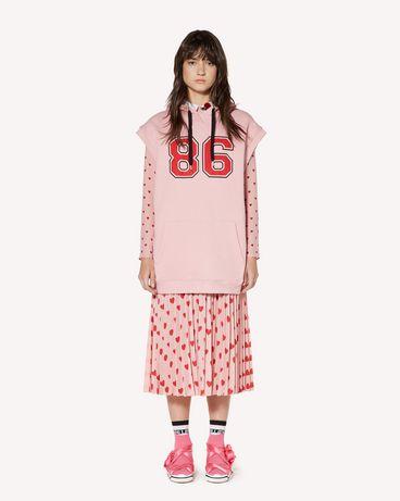 REDValentino SR3MF01C4FK 517 Sweatshirt Woman f
