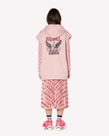 REDValentino SR3MF01C4FK 517 Sweatshirt Woman r