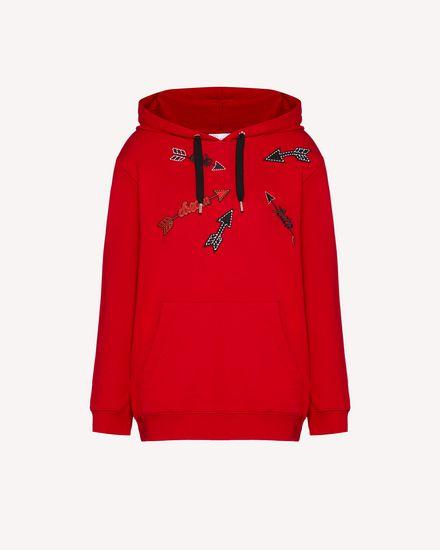 REDValentino Sweatshirt Woman SR3MF02B4FH D05 a