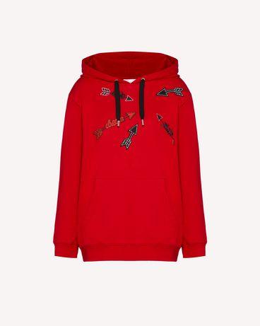 REDValentino SR3MF02B4FH D05 Sweatshirt Woman a