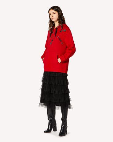 REDValentino SR3MF02B4FH D05 Sweatshirt Woman d