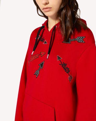 REDValentino SR3MF02B4FH D05 Sweatshirt Woman e