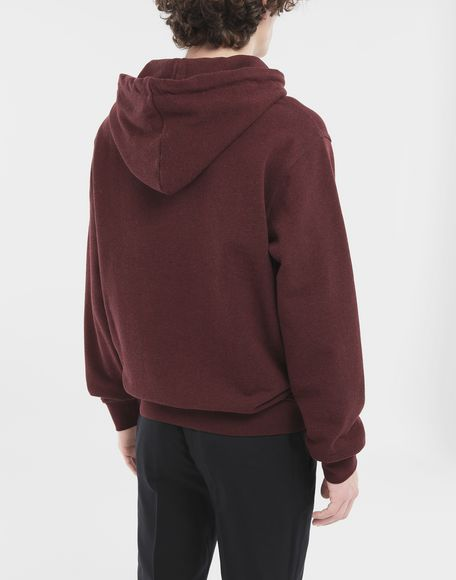 MAISON MARGIELA Stereotype hoodie Hooded sweatshirt Man e