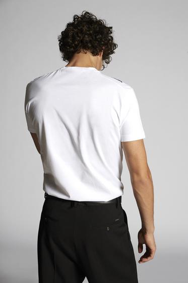 DSQUARED2 Short sleeve t-shirt Man S74GD0593S22507100 b