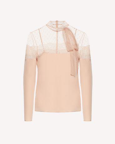 REDValentino SR3ABB85323 377 Shirt Woman a