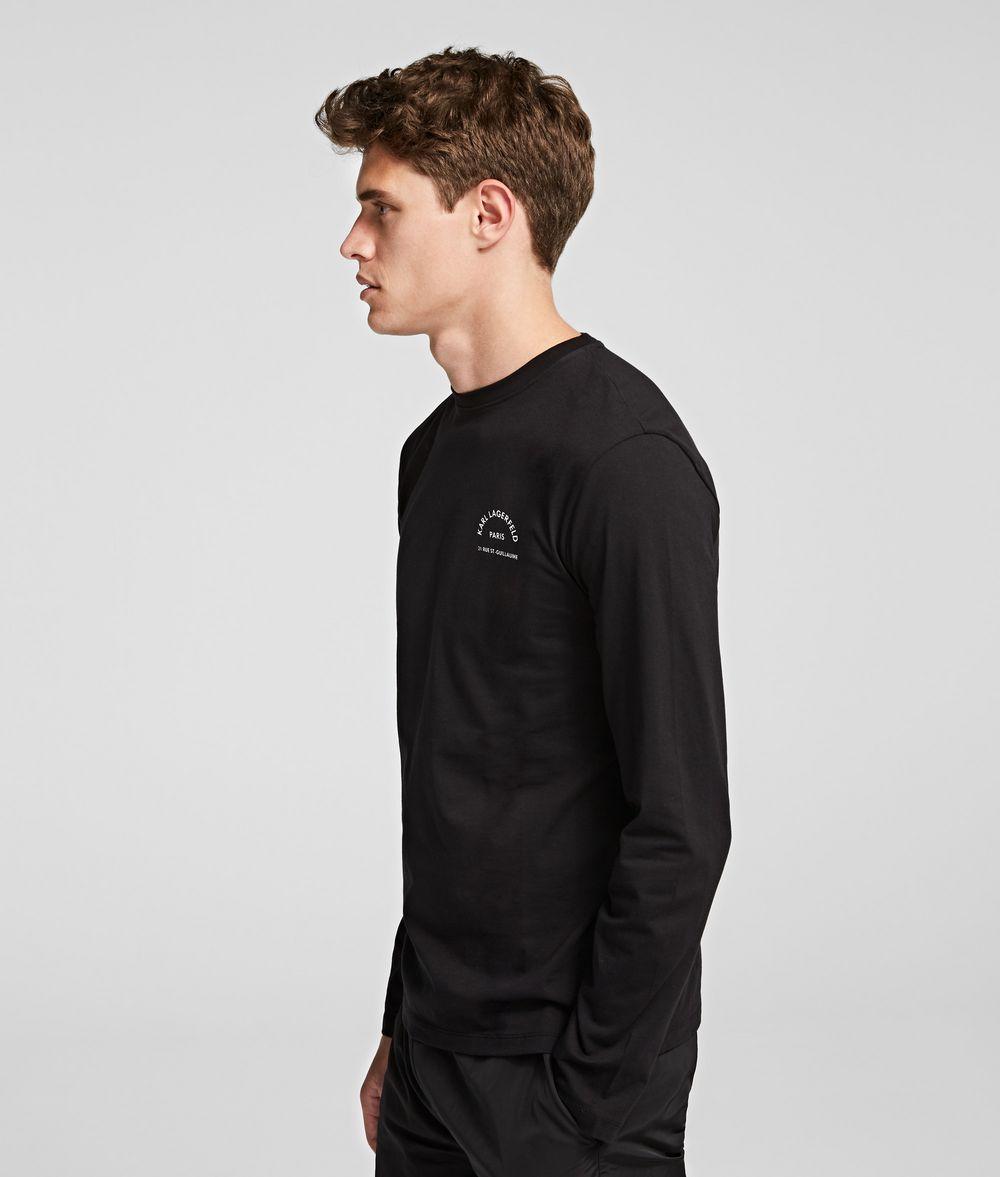 KARL LAGERFELD Rue St Guillaume T-Shirt T-shirt Man d