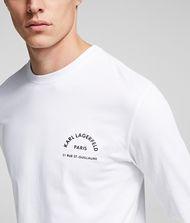 KARL LAGERFELD Rue St Guillaume T-Shirt 9_f