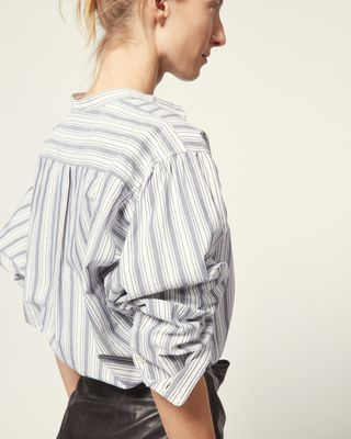 ISABEL MARANT ÉTOILE SHIRT & BLOUSE Woman SATCHELL SHIRT r
