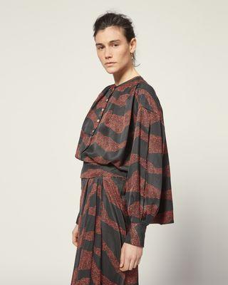ISABEL MARANT 衬衫与罩衫 女士 ROSY 罩衫 r