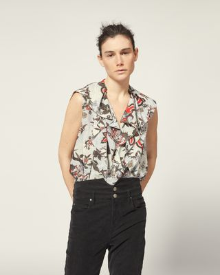 ISABEL MARANT SHIRT & BLOUSE Woman RISHA TOP r