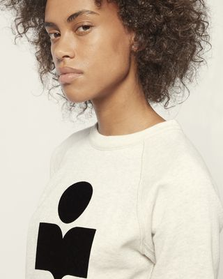 ISABEL MARANT ÉTOILE TOP Woman MILLY SWEATSHIRT r
