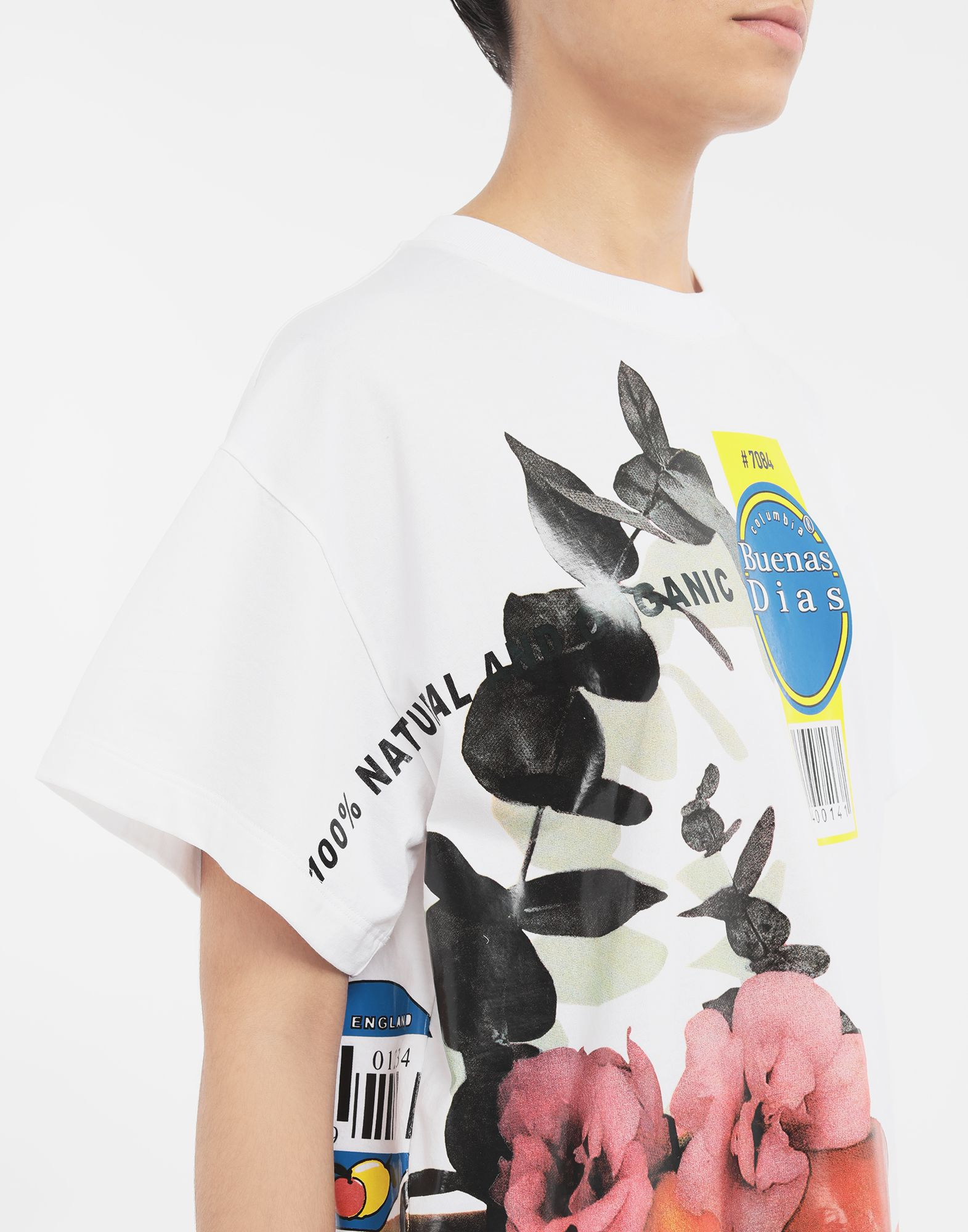 MAISON MARGIELA Fruit T-shirt Short sleeve t-shirt Woman a