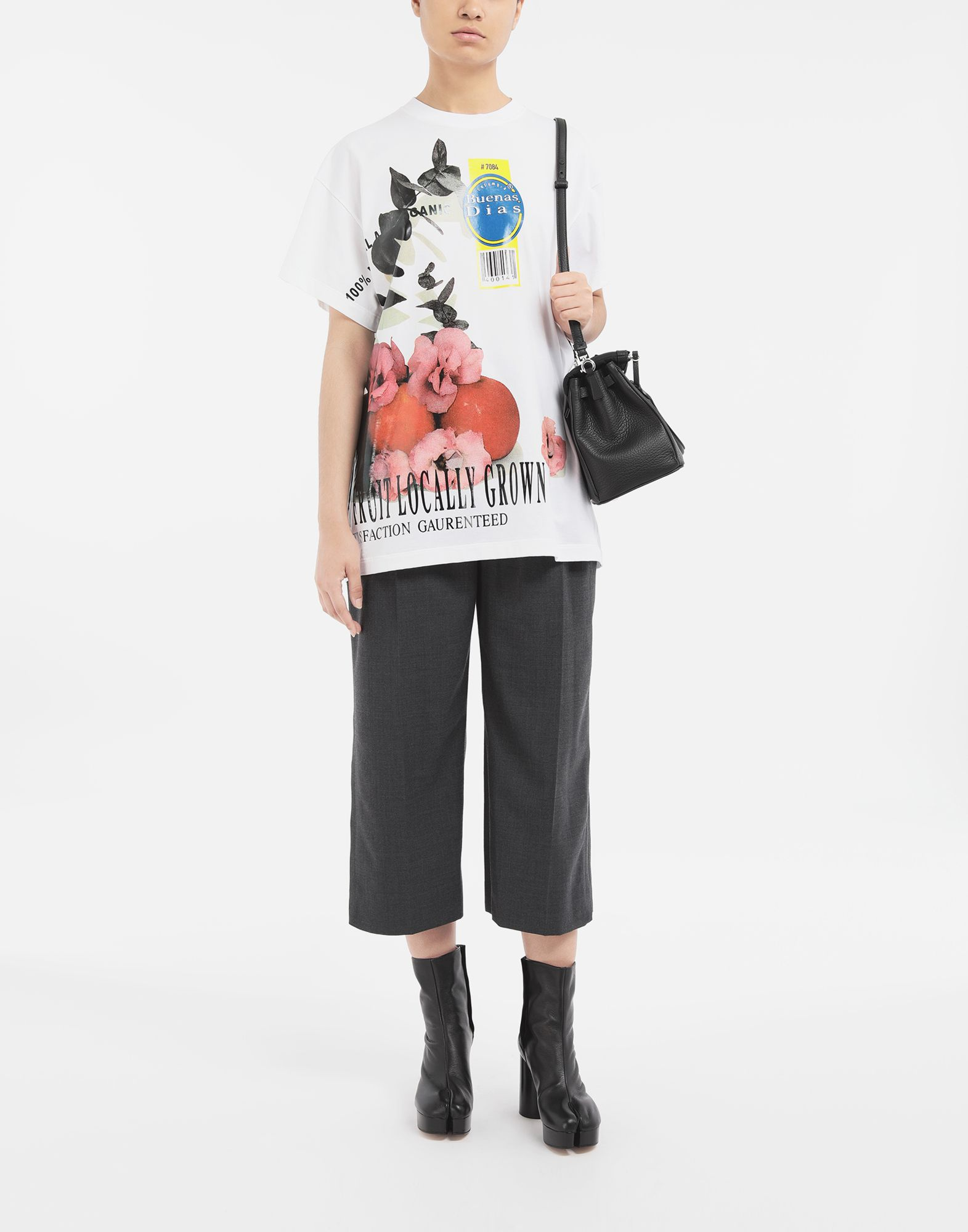 MAISON MARGIELA Fruit T-shirt Short sleeve t-shirt Woman d