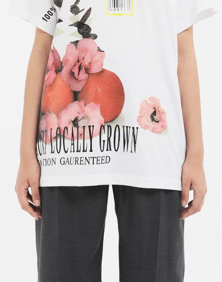 MAISON MARGIELA Fruit T-shirt Short sleeve t-shirt Woman b