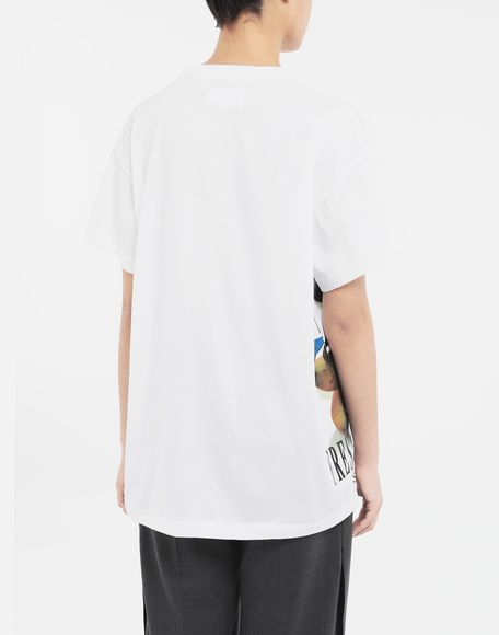 MAISON MARGIELA Fruit T-shirt Short sleeve t-shirt Woman e
