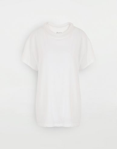 MAISON MARGIELA Padded T-shirt Short sleeve t-shirt Woman f