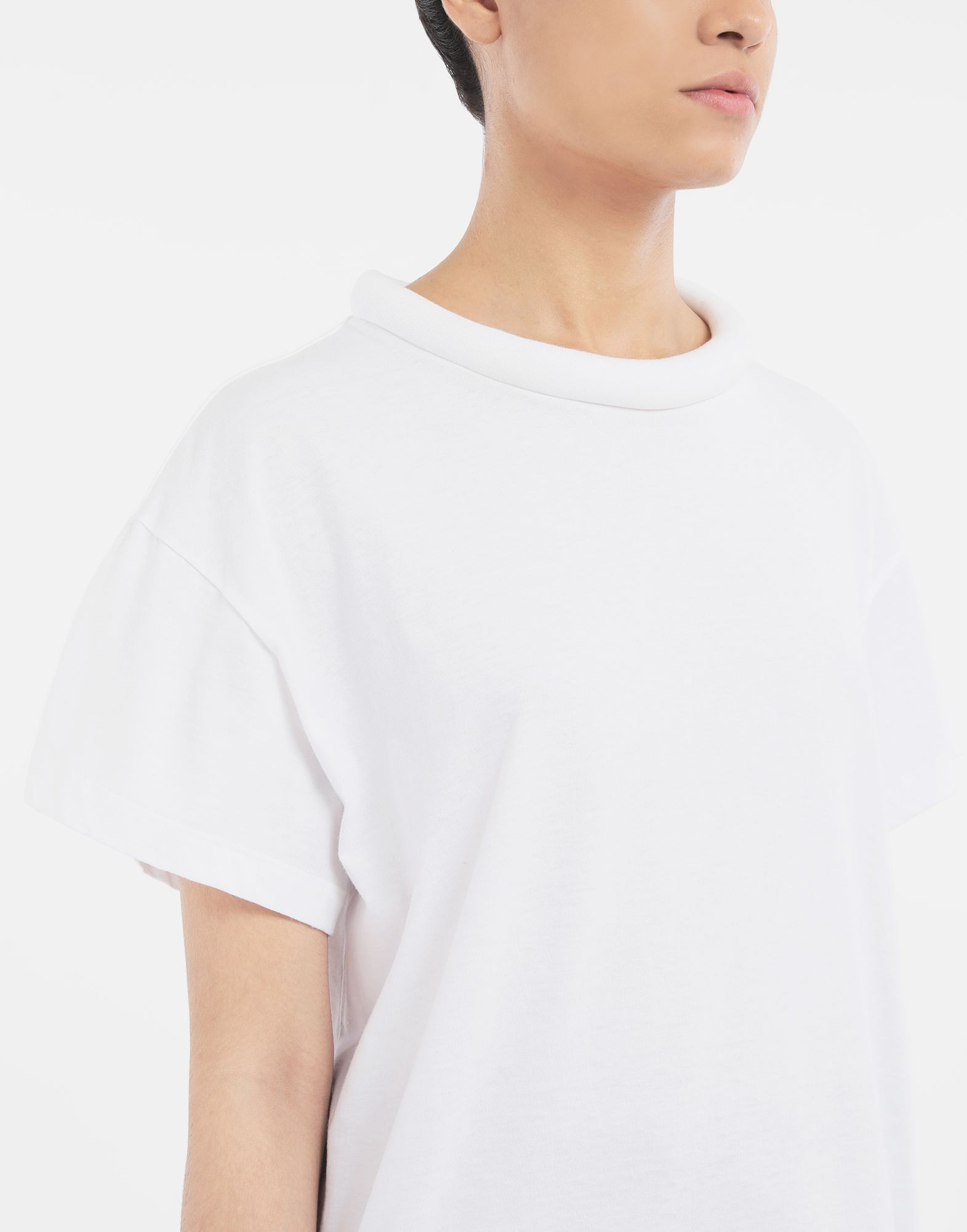 MAISON MARGIELA Padded T-shirt Short sleeve t-shirt Woman a