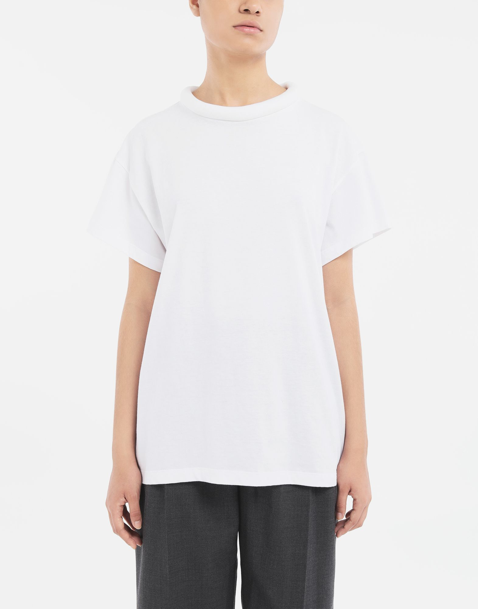 MAISON MARGIELA Padded T-shirt Short sleeve t-shirt Woman r