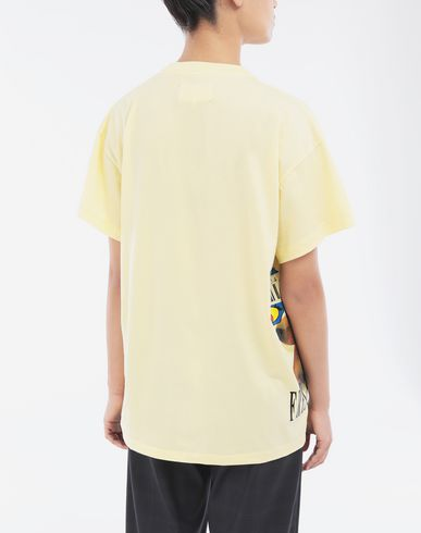 TOPS & TEES Fruit T-shirt Yellow