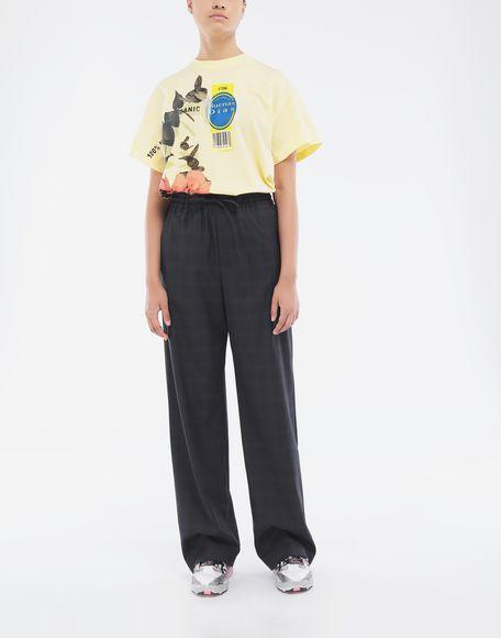 MAISON MARGIELA Fruit T-shirt Short sleeve t-shirt Woman d