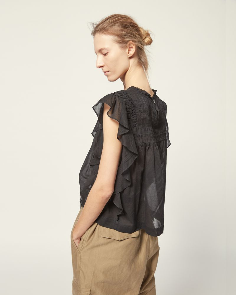 LAYONA TOP ISABEL MARANT ÉTOILE