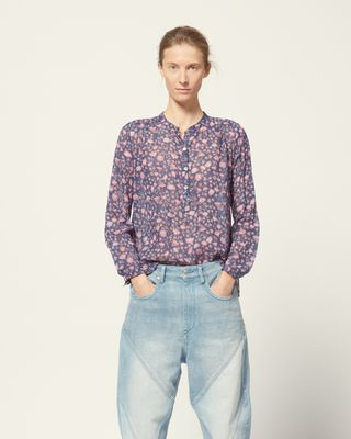ISABEL MARANT ÉTOILE SHIRT & BLOUSE Woman MARIA SHIRT r