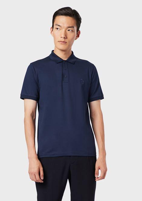 GIORGIO ARMANI Polo Shirt Man f