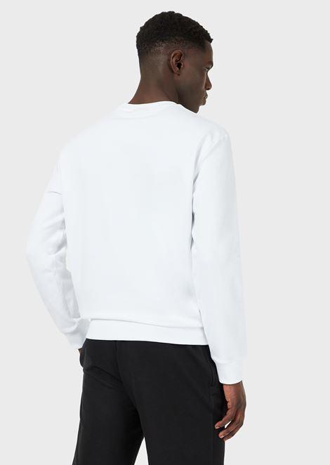 EMPORIO ARMANI スウェットシャツ メンズ r