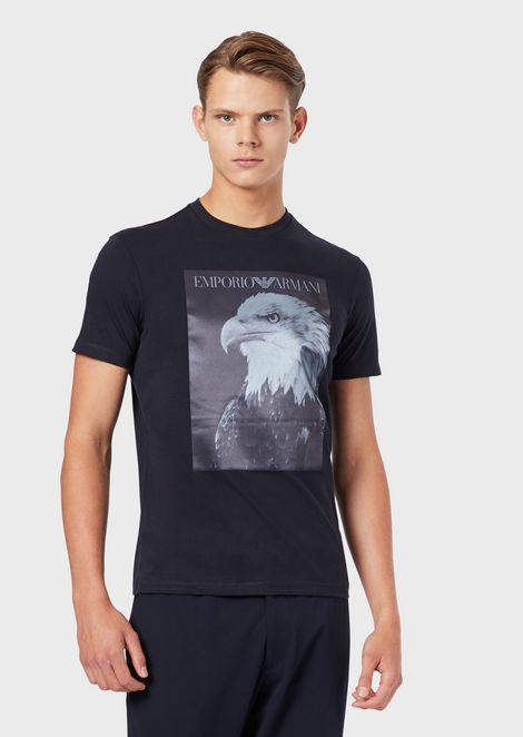 728f8e256ba0 Men's t Shirts | Emporio Armani