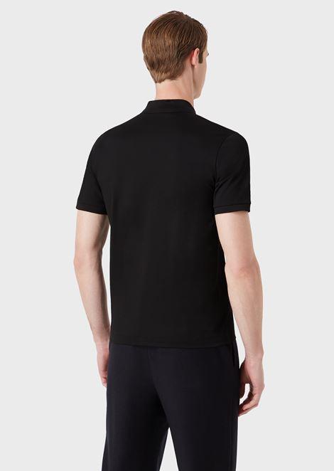 GIORGIO ARMANI Polo Shirt Man r