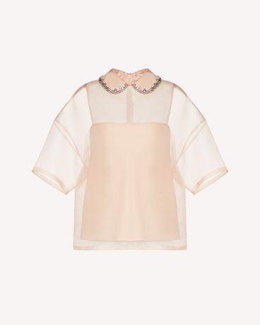 REDValentino SR3AA00T4CA N17 Shirt Woman a