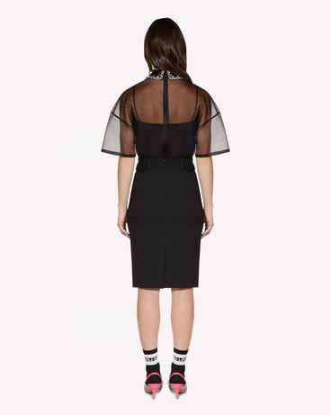 REDValentino SR3AA00T4CA 0NO Shirt Woman r