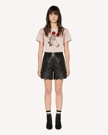 REDValentino T-shirt stampa Heart's tale
