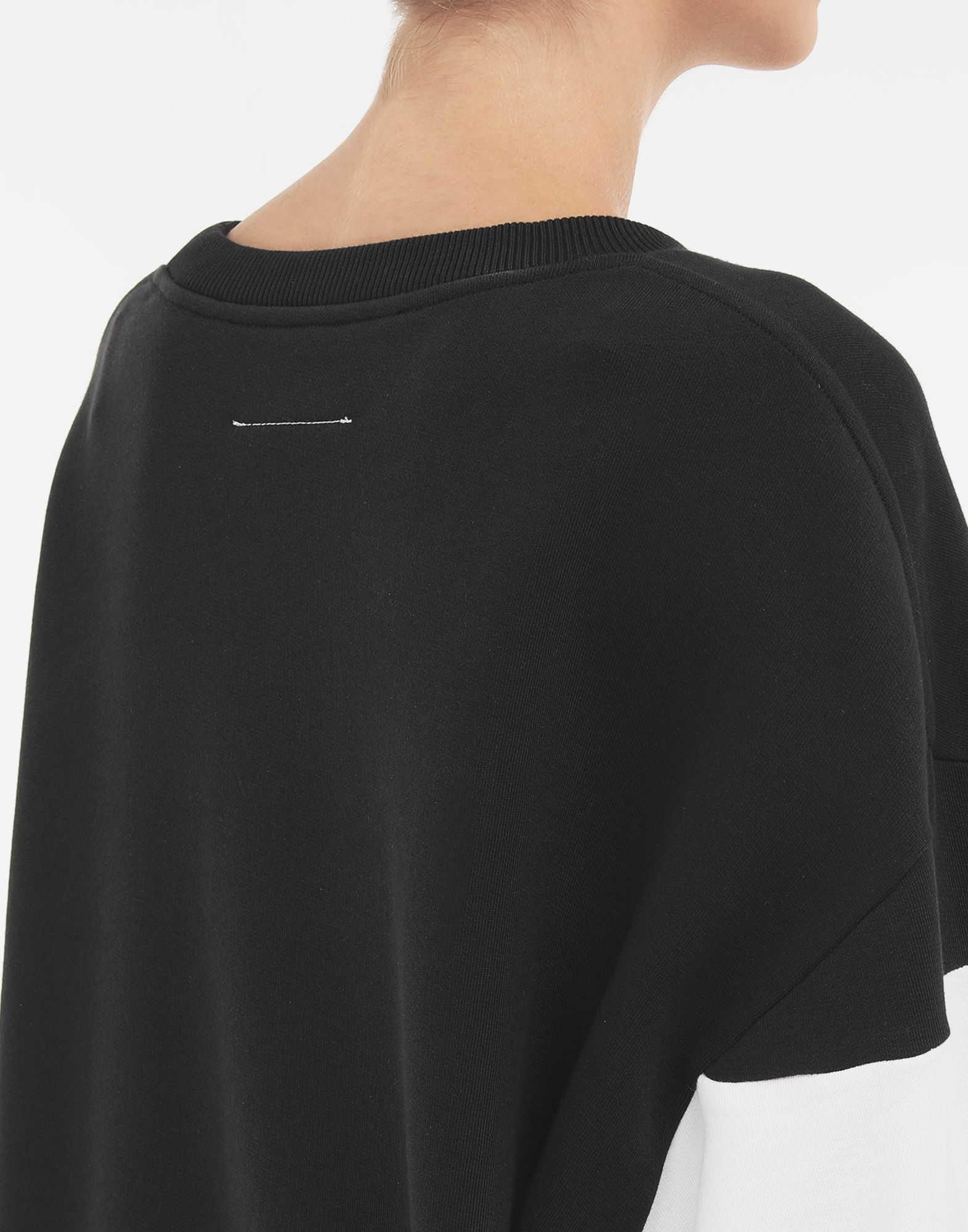 MM6 MAISON MARGIELA 'E' sweatshirt Sweatshirt Woman b