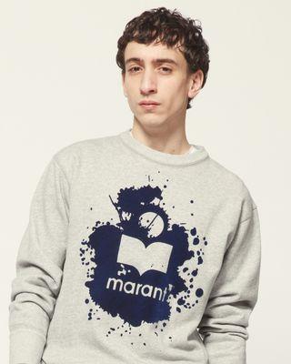ISABEL MARANT Sweatshirts Herr SWEATSHIRT MIKO r