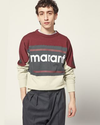 ISABEL MARANT SWEATSHIRT Man GALLIANH SWEATSHIRT r