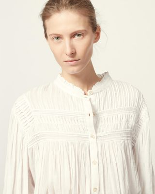 ISABEL MARANT ÉTOILE SHIRT & BLOUSE Woman LALIA SHIRT r