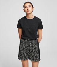 KARL LAGERFELD Karl x Olivia Profile T-Shirt 9_f