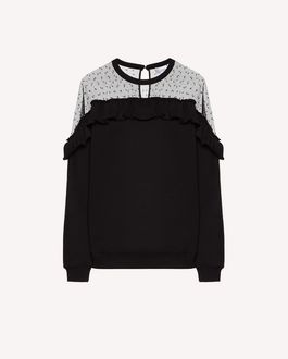 REDValentino Shirt Woman SR3AB1754A1 0NO a
