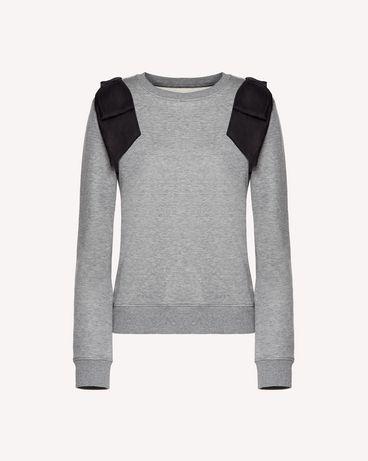 REDValentino SR3MF01L4FG L80 Sweatshirt Woman a