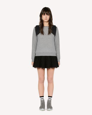 REDValentino SR3MF01L4FG L80 Sweatshirt Woman f