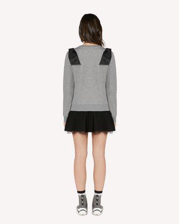 REDValentino SR3MF01L4FG L80 Sweatshirt Woman r
