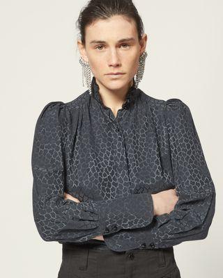 ISABEL MARANT 衬衫与罩衫 女士 LAMIA 罩衫 r