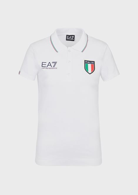 EMPORIO ARMANI Polo Shirt Woman d