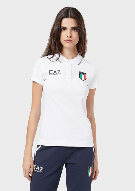 EMPORIO ARMANI Polo Shirt Woman f