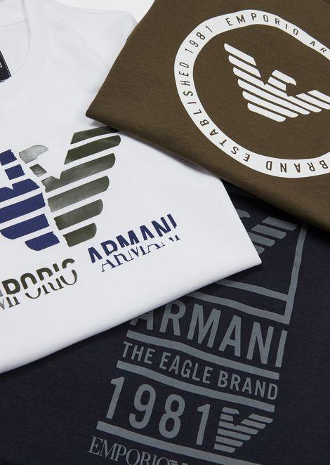 EMPORIO ARMANI T-Shirt Man d